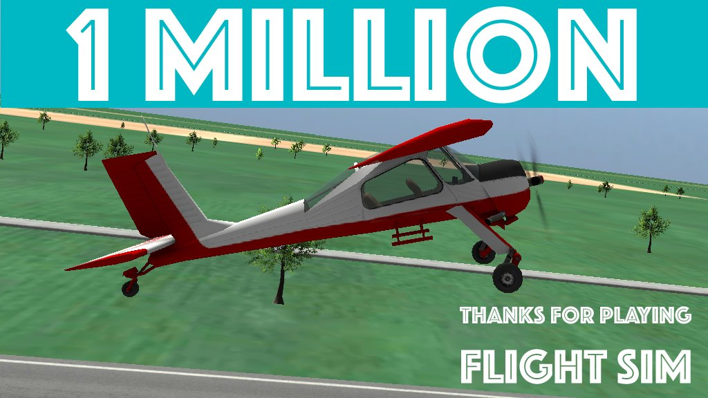 FlightSim1Million