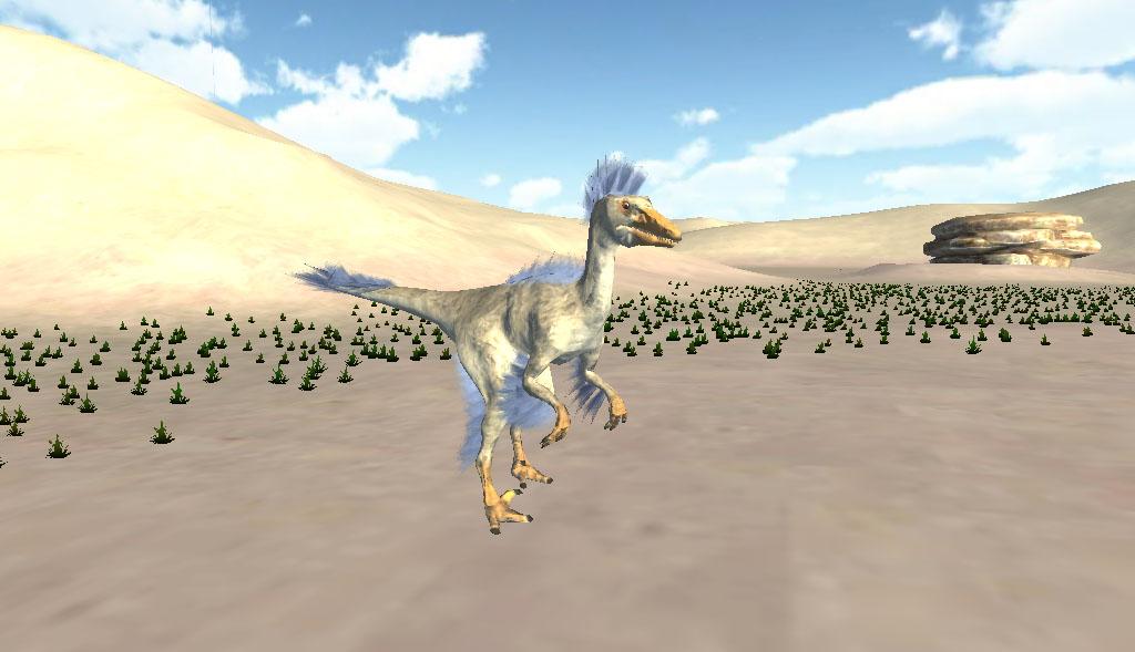 Dinosaur Sim Troodon