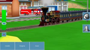 Kids Trains New Wagons