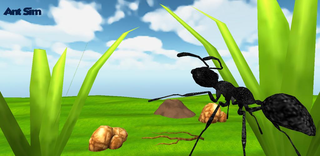 Ant Sim | 3583 Bytes