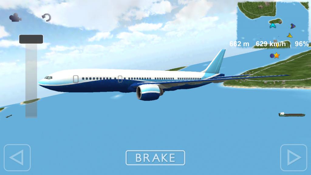 Flight Sim Boeing 777