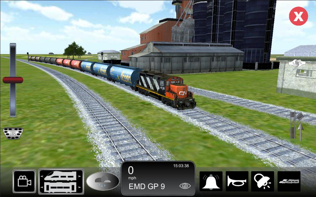 EMD GP9