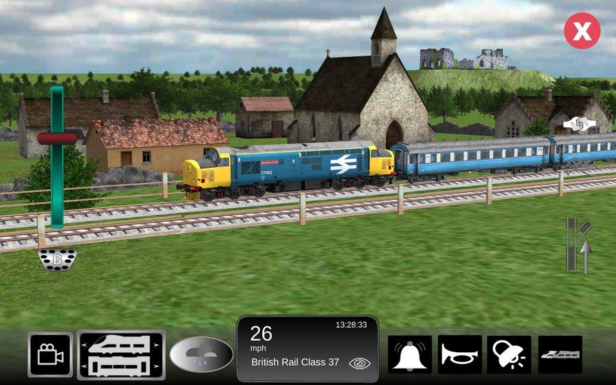 Train Sim Class 37